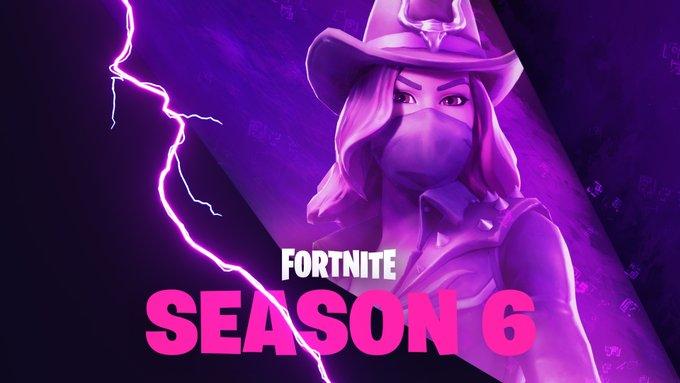 Un second teaser pour la saison 6 de Fortnite